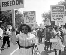 Civil rights photo